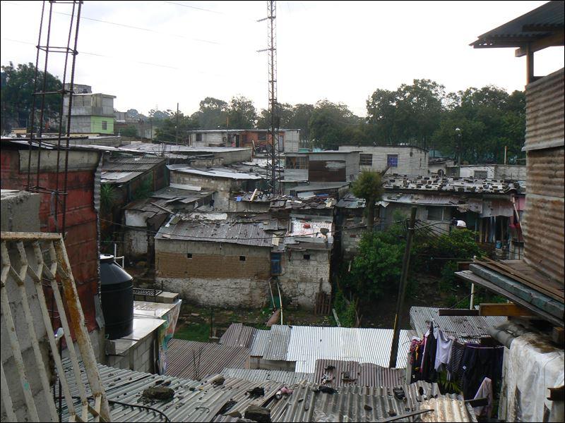 Ghetto Neighborhoods