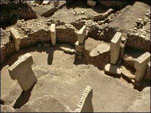 The Göbekli Tepe site in Turkey is believed to be the world's oldest known architectural monument, built about 11,600 years ago. This eclipses both Stonehenge and the Great Pyramids of Egypt.