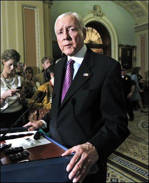 "Sen. Orrin Hatch (R., Utah) says intrusive moves to close the gap would be ""a price that a liberty-loving people ... are rightly unwilling to pay."""