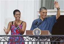 michelle-obama-white-house-balcony-july-4-2011