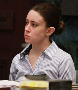 Jurors will resume deliberating in the murder trial of Casey Anthony at 8:30 a.m. Tuesday.