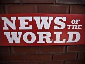 News International announces Thursday it was closing the News of the World tabloid amid fury over a phone-hacking scandal.