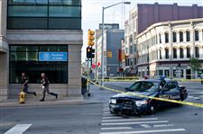 Grand-Rapids-shooting-spree-police-car