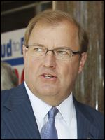 Gary Heminger, president and chief executive officer of Marathon Petroleum Corp.