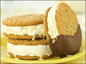 Ice Cream Sandwiches