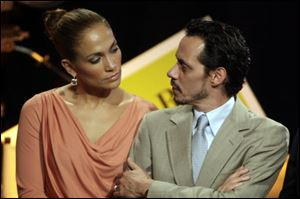 Jennifer Lopez and Marc Anthony have been married seven years and have twin children. They announced plans to divorce on Friday.
