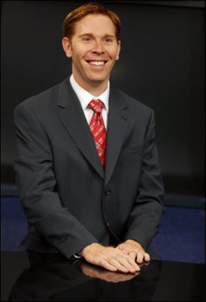 Shaun Hegarty is news anchor/executive producer of WUPW-TV, Channel 36.