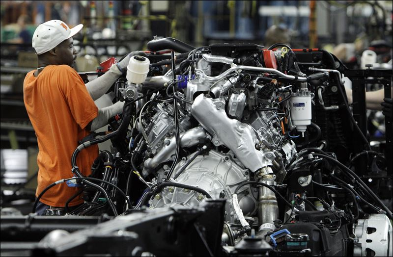 Gm To Spend 328m Upgrading Flint Mich Pickup Plant