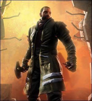 Alec Mason is the protagonist in Red Faction: Armageddon.