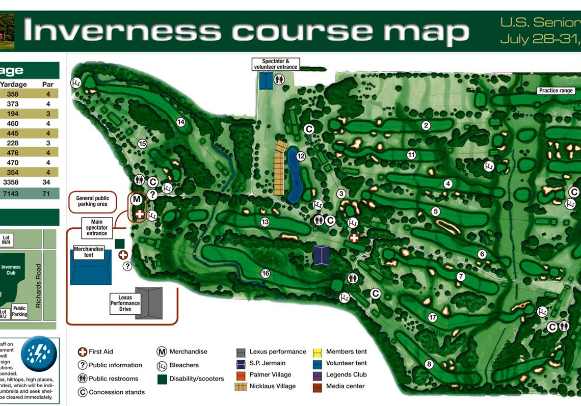 Inverness: Hole-by-hole | Toledo Blade on golf course layout maps, golf green maps, golf courses map of us, golf yardage book,