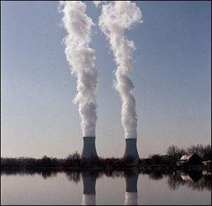 DTE Energy's Fermi 2 nuclear power plant began operating in 1985 under a 40-year-license.