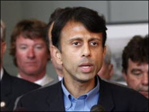 Louisiana Gov. Bobby Jindal said if the GOP needs to close tax loopholes if that is what it takes to get a debt deal done.