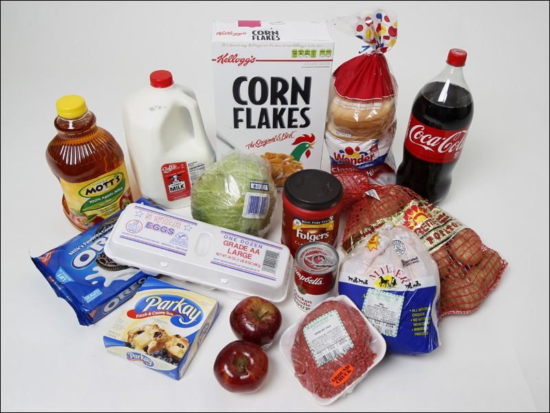 Food prices take bigger bite - Toledo Blade