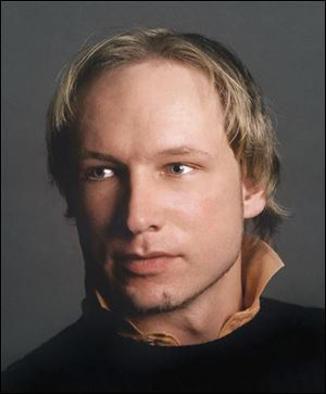 Norwegian media have identified the suspect as Anders Behring Breivik.