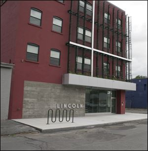 The building at 109 Otisco St. in Syracuse, N.Y., was given to the Say Yes program for use as office space by Syracuse University. The site, a block from public housing, was judged as perfect to build a relationship with the community the program serves. The program hopes to raise the city's graduation rate to nearly 100 percent, then pay for the graduates to go to college.