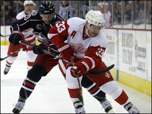 Kris Draper has spent 20 seasons in the NHL, the last 17 with the Detroit Red Wings.