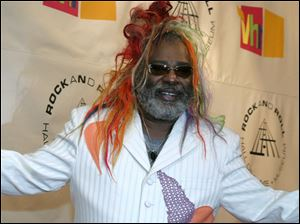 Funk master George Clinton comes to the Omni Sunday night.