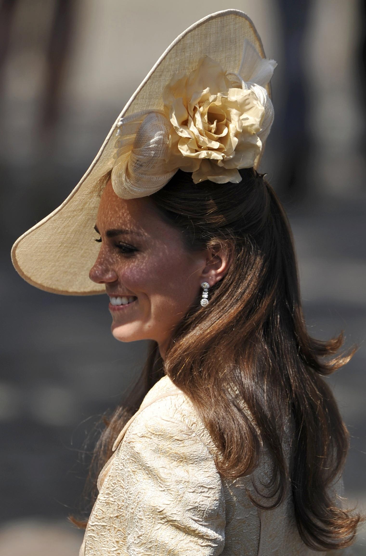 The other royal wedding Queens granddaughter Zara