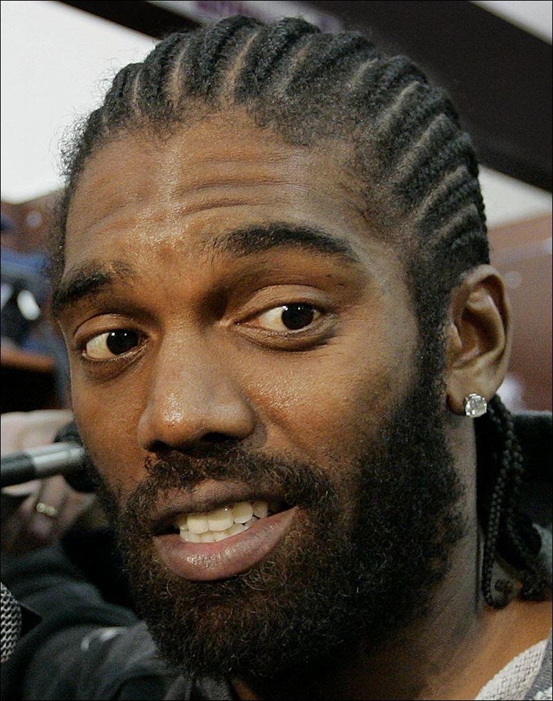 Wondrous Randy Moss Kinky Hair Hairstyles Amp Haircuts Men39S Hair Blog Short Hairstyles For Black Women Fulllsitofus