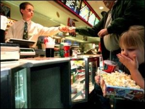 The high cost of concession stand refreshments and snacks might keep moviegoers from frequent visits, but they are necessary to keep theaters updated and profitable.
