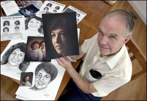 Before he died in 2008, Michael Anderson refused to move from his Bedford Township home in case his daughter Cynthia, who disappeared in 1981, tried to return.