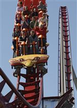 Diamondback-roller-coaster-in-Kings-Island
