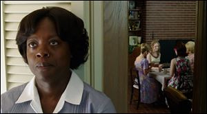 Viola Davis plays one of the maids in 'The Help.'