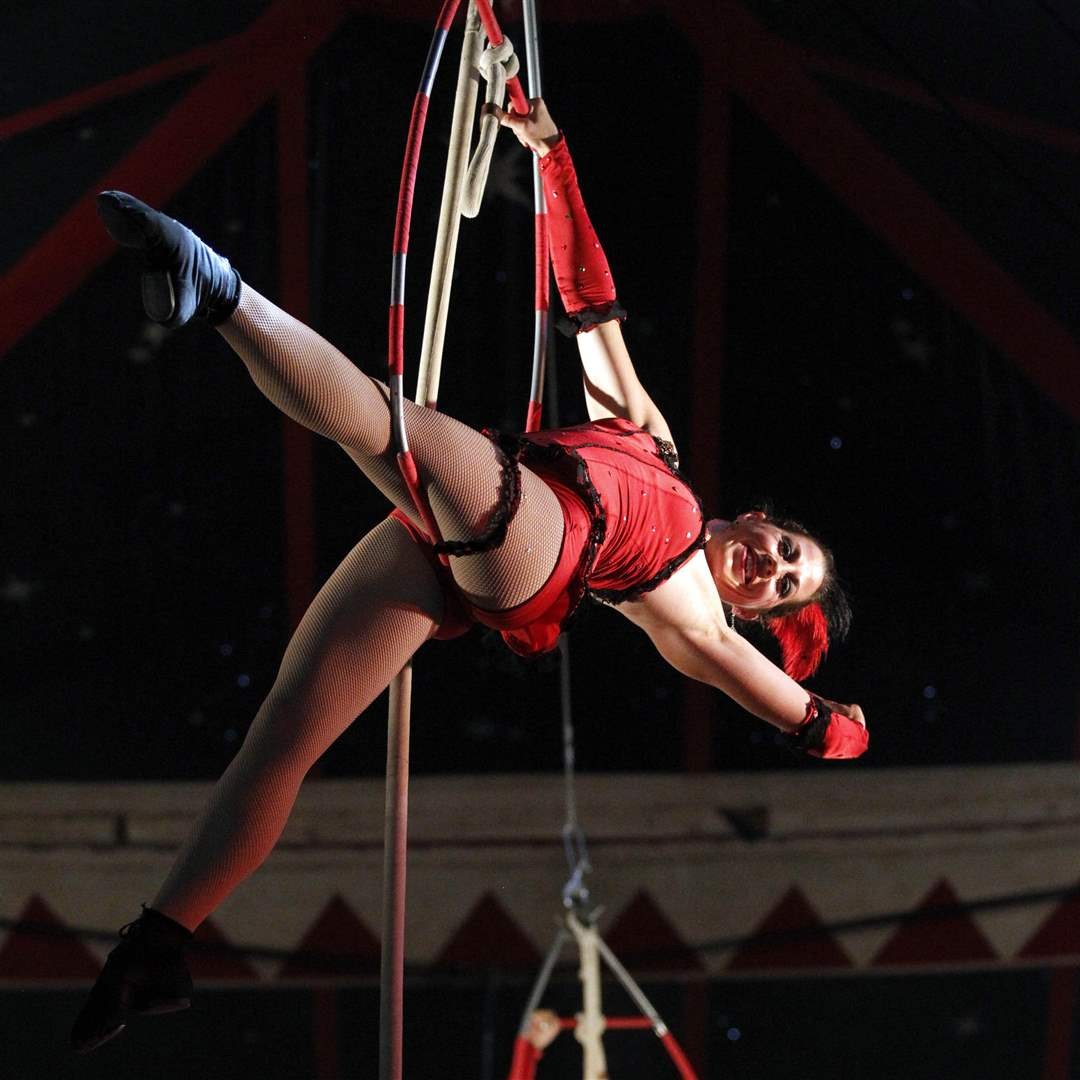 Kelly-Miller-Circus-North-Starlets
