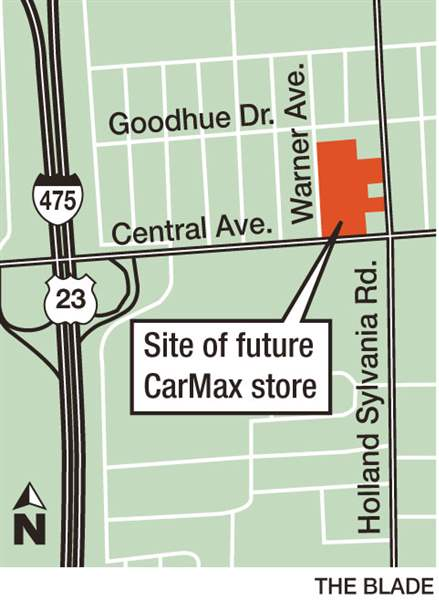 Carmax Plans Sylvania Twp Store The Blade