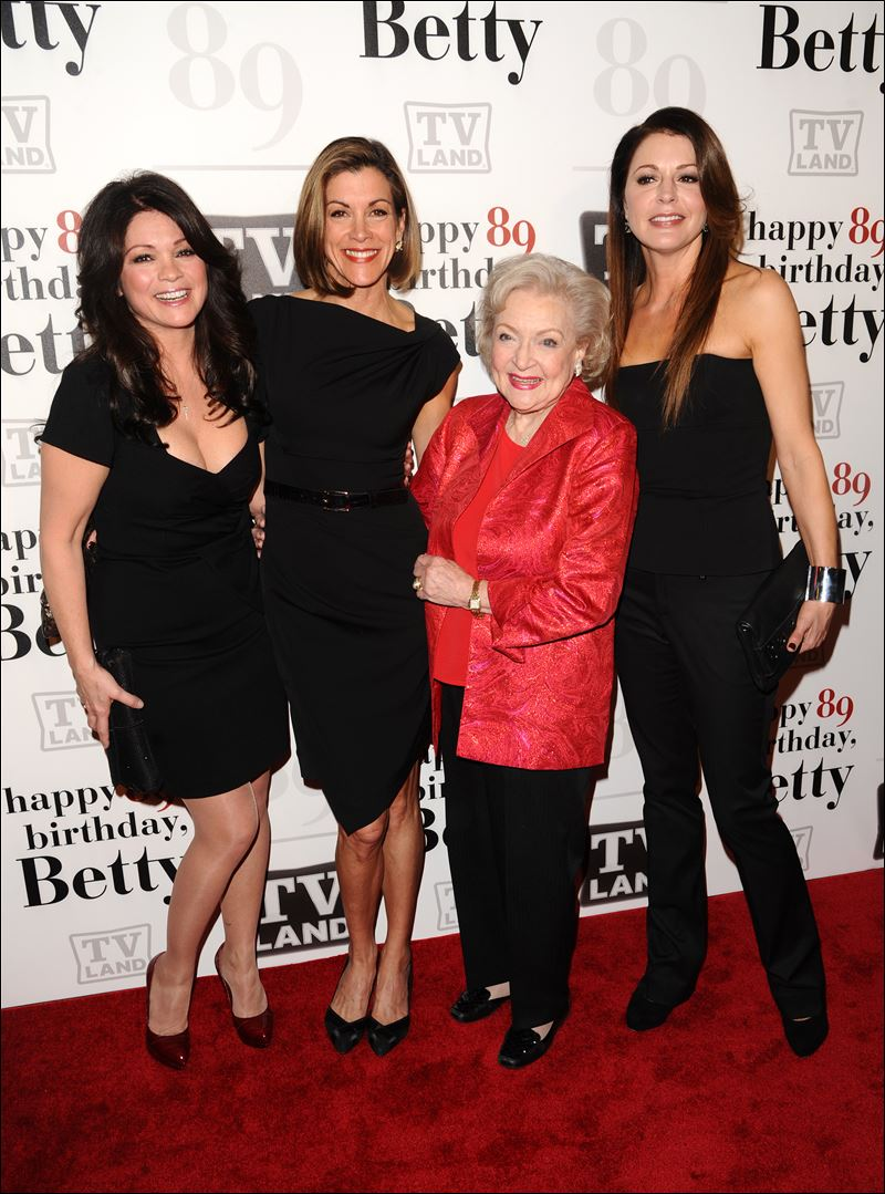 Name a celebrity that would be more sad to lose then Betty ...