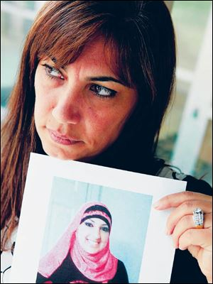 Rose Khalifa's 18-year-old niece, Mariam Elkadri, died recently of Hodgkin's lymphoma and leukima.