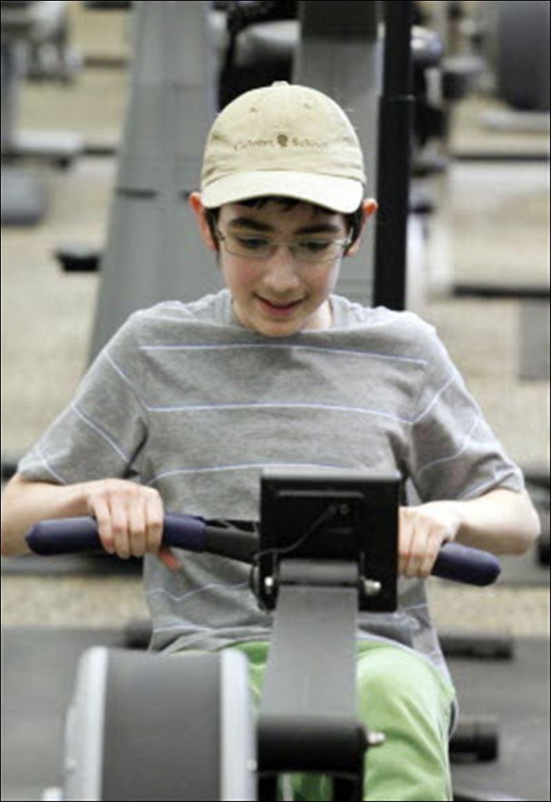 voit rowing machine