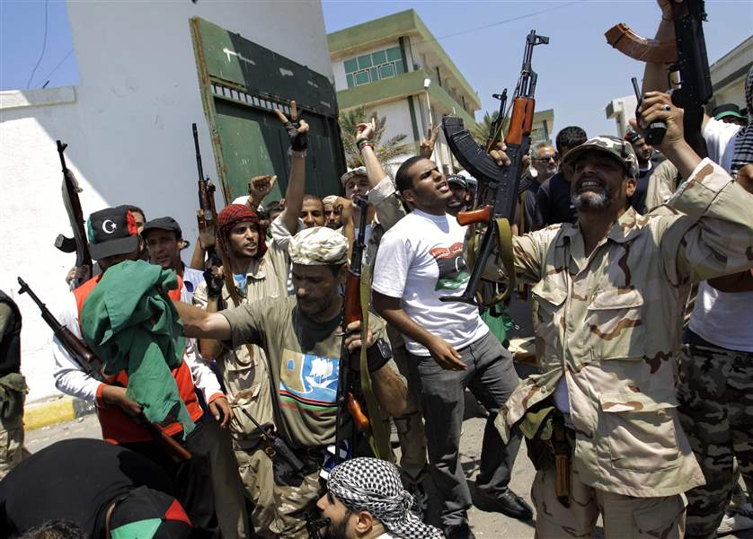Libyan-Rebel-fighters