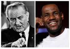 LBJ-Lyndon-B-Johnson-LeBron-James