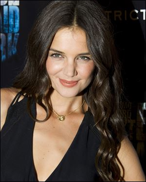 Katie Holmes Latest Movie on Toledo Native Katie Holmes At The Premiere Of Her New Film  Don T Be