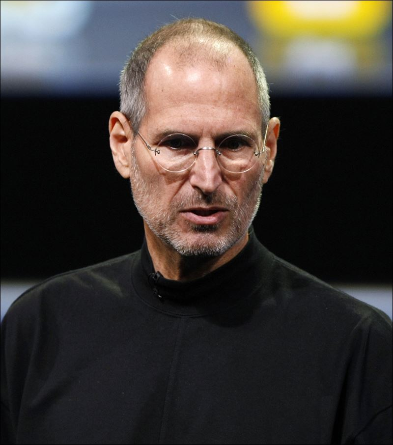 Apple Founder S : Apple co founder jobs resigns as ceo toledo blade