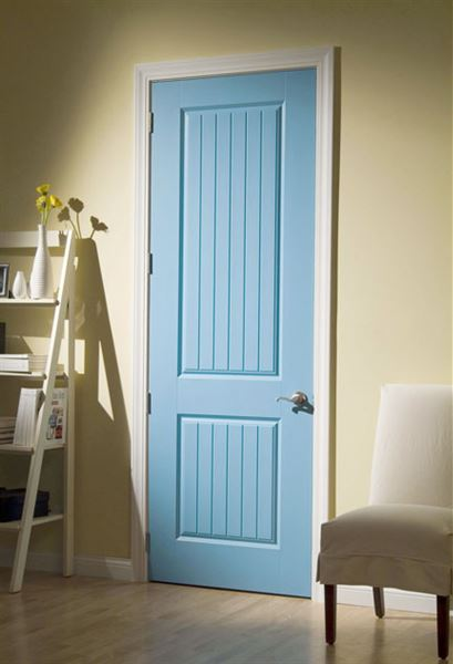The smooth-surfaced CraftMaster Corvado interior door resembles the classic Shaker style door which originated in the northeastern U.S. ... & Add Doors And Trim To Your Summer Remodeling Project List - The Blade