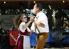 Dancing-German-American-festival-Dawn-and-Walter