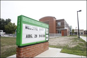 Old Orchard students and staff will be greeted with a new building as the decade-long building phase will come to a close this school year.