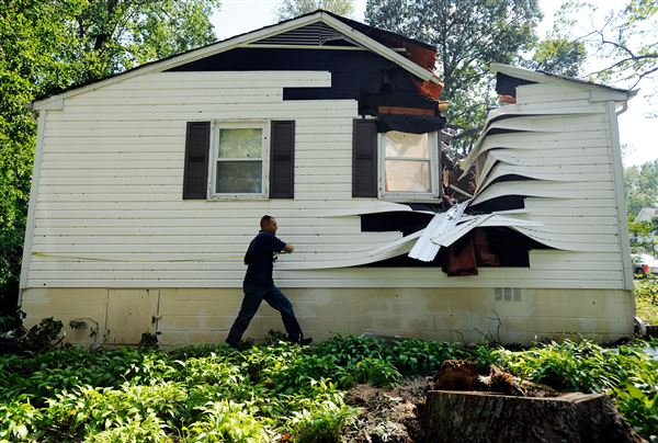 Flood Damage Few Irene Victims Covered Unless They Had