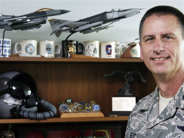 Local F-16 pilot reflects on role, chaos of 9/11 | Toledo Blade