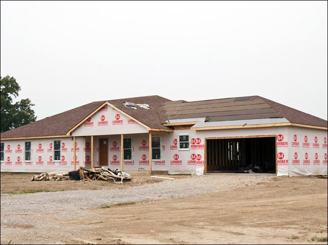 Daughter Project home in Wood County for trafficking victims The 3,000-square-foot Daughter Project home under construction in Wood County drew on much volunteer labor and donations. The house can accommodate up to six girls and three live-in house mothers.
