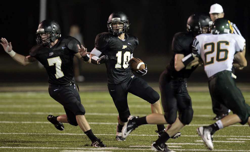 Perrysburg-Clay-Corey-Griffith-victory