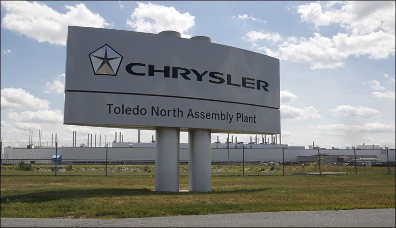 Chrysler jobs toledo ohio