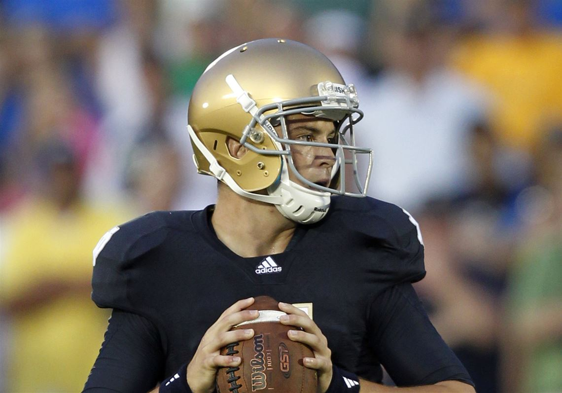 70ea3f471 Notre Dame quarterback Tommy Rees has been named the starter against  Michigan on Saturday.