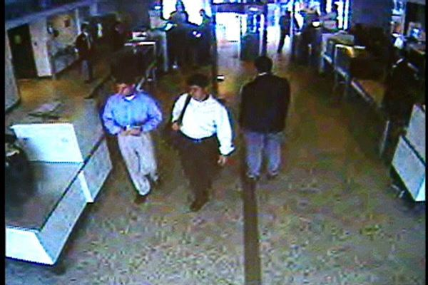 9 11 and airport security Then all the hijackers on this flight gained access to aa flight 11 gate through globe security under a contract with american airlines at boston logan international airport united airlines flight 175, world trade center south, new york.