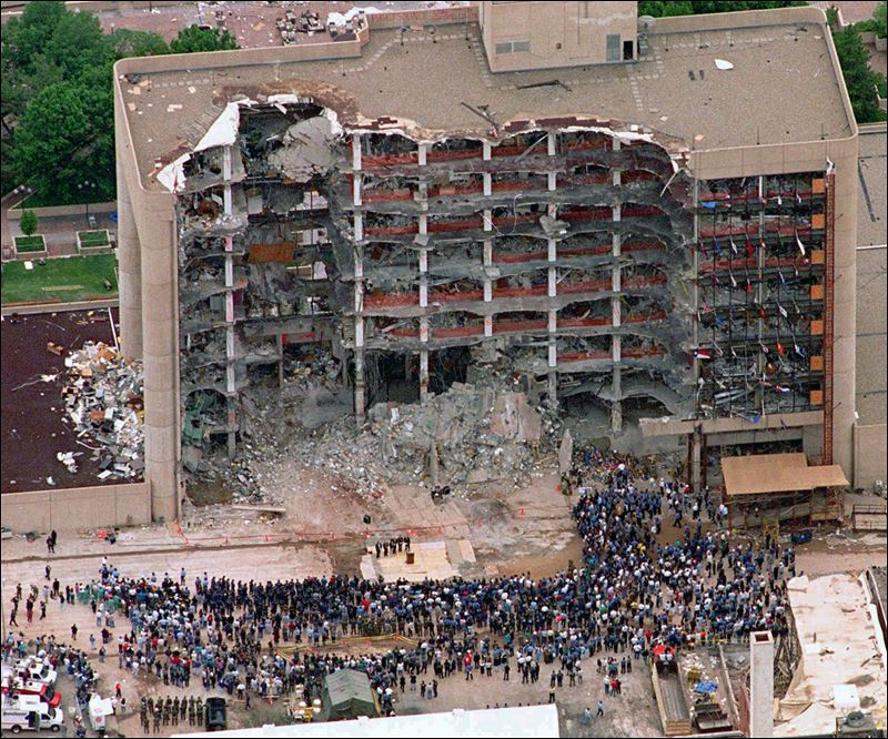Sense Of Fear From Oklahoma City Bombing Lingers At 10th