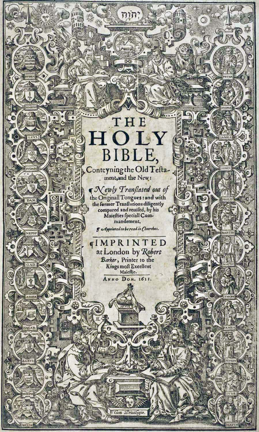 Rare 1611 Bible To Be Discussed At Toledo Museum Of Art