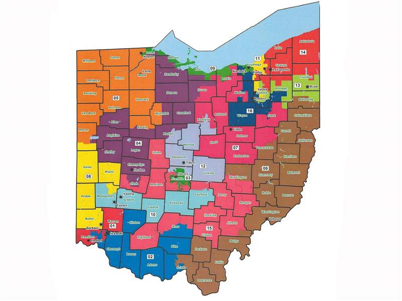 Ohio-Redistricting