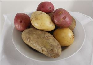 There are a wide variety of ways to cook potatoes.